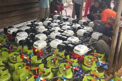 Gunakan Konverter Kit BBM, Nelayan Hemat hingga Rp 50.000 per Hari