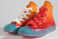 Converse x JW Anderson, Sneaker Paling 'Glossy' yang Pernah Ada..