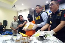 Penyelundupan Sabu Dalam Popok Diduga Dikendalikan dari Vietnam