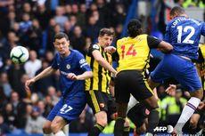 Chelsea vs Watford, Menang 3-0, The Blues Melejit ke Peringkat Ke-3