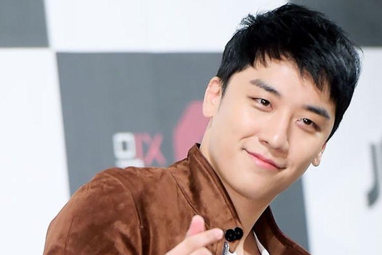 Member termuda BIGBANG, Seungri, dalam sebuah acara