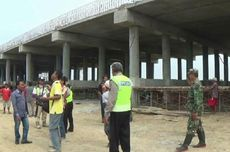 Tutup Saluran Air dan Timbulkan Banjir, Proyek Tol Brebes-Pemalang Didemo Warga