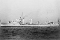 Kisah Perang: Kala Kapal Perang Inggris Menabrak Kapal Perang Jerman