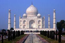 Kunjungan Wisatawan ke Taj Mahal Mulai Dibatasi
