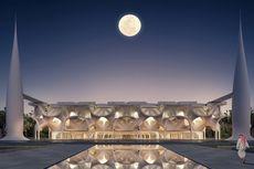 Kemegahan Permainan Cahaya di Mosque of Light Dubai