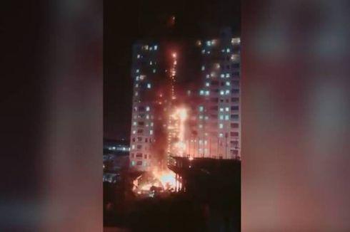 Kebakaran Melanda Bangunan Kasino 18 Lantai di Kamboja