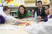 Kate Cerita soal Makanan Favorit Putri Charlotte dan Kesehatan Mental