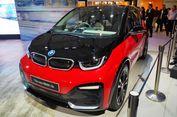 Mobil Baru EV BMW i3s Dibanderol Rp 1,2 M