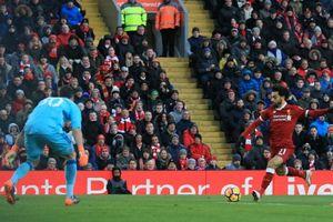 Hasil Liga Inggris, Liverpool Menang Telak, Mohamed Salah Catat Rekor