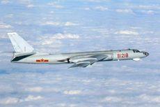 China Luncurkan Pesawat Pengebom dan Jet Tempur di Sekitar Taiwan