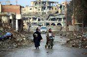 PBB Tegaskan Kota Raqa Belum Aman Bagi Para Pengungsi Suriah