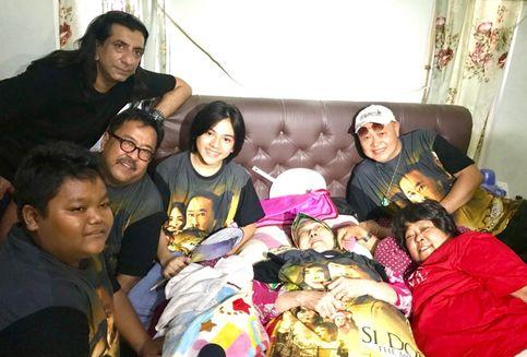 Untuk Aminah 'Mak Nyak' Cendrakasih, Si Doel The Movie Diputar di Rumahnya