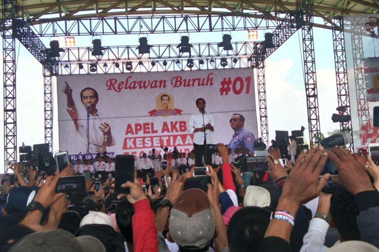 Jokowi Sebut Bandung sebagai Miniatur Indonesia