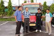 Korban Pencabulan Sopir, Loncat dari Minibus Saat Razia Kendaraan