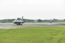 Dua Kali Tertunda, 2 Pesawat F16 Hibah AS Akhirnya Tiba di Lanud Iswahjudi