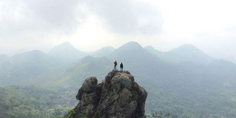 Bukit Cumbri di Wonogiri.