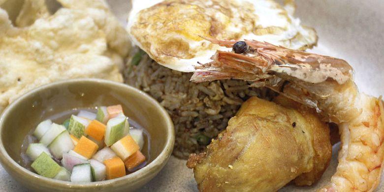 Restoran alaRitus menjadi salah satu pilihan tempat makan kekinian anak milenial. Restoran ini berada di Gedung Filateli, Pasar Baru, Jakarta Pusat. Gedung heritage ini dulunya Kantor PT Pos Indonesia.