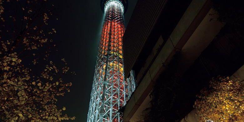 Tokyo Sky Tree Town (R) Dream Christmas 2017 adalah festival iluminasi cahaya bertema kirameku hoshi ga terasu machi (kota yang disinari kelap kelip bintang yang berkelap kelip) yang akan diselenggarakan hingga 4 Maret 2018.