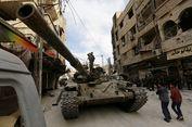 Serangan di Pangkalan Udara Pemerintah Suriah Tewaskan 14 Orang