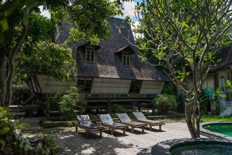 Big Karo House di Bali.
