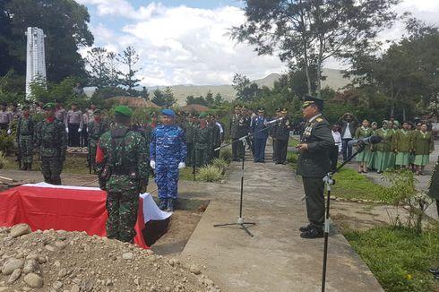 Pangdam Cendrawasih: Pratu Anumerta Usman Helembo Pahlawan Pembangunan