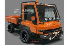 'Mobil Desa' Modifikasi Bakal 'Unjuk Gigi' di IMX