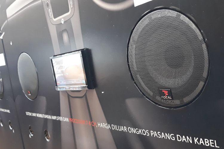 Pilihan speaker aftermarket Sokon Glory 580