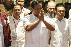 Gerindra: Prabowo Dibilang Jadi Cawapres atau