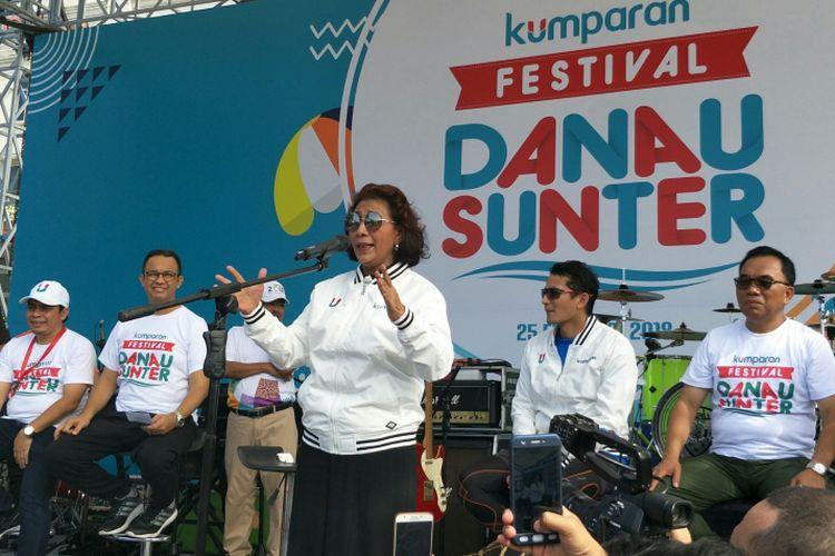 Menteri Susi: Kalau Wisata ke Danau Dipungut Bayaran, Tenggelamkan!