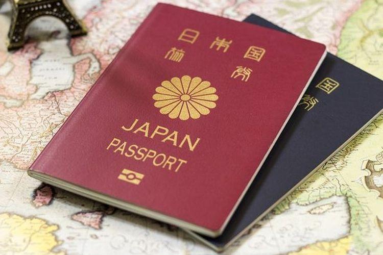 Paspor Jepang