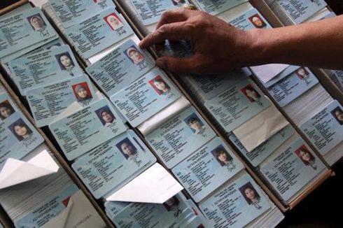 Data KPU Sementara, 6,7 Juta Pemilih Pilkada Belum Punya E-KTP atau Suket