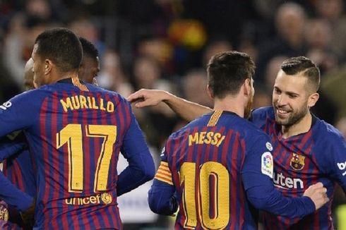 Barcelona Turunkan Pemain Bermasalah, Levante Protes