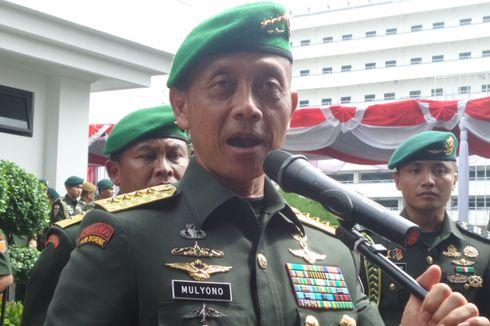 KSAD Ingatkan Purnawirawan Tak Menarik-narik Anggota Aktif ke Politik Praktis