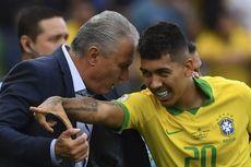 Copa America, Tite Mengaku Tak Bisa Tidur Jelang Brasil Vs Argentina