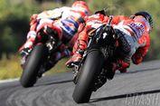 GP Austria, Marquez Tak Menduga Bakal Berduel dengan Lorenzo