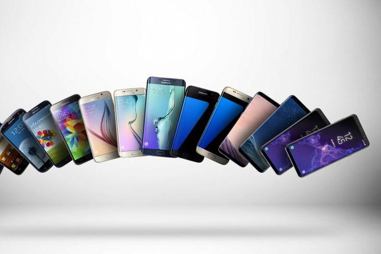 Lini Samsung Galaxy