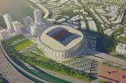 Wajah Stadion Modern yang Akan Hadir di Jakarta pada 2021
