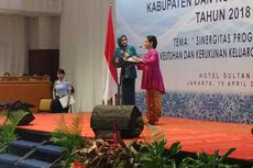 Seperti Jokowi, Begini Gaya Iriana
