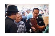 Cerita Presiden Jokowi dan Sepatu 'Murah' Harga Rp 2,5 Juta...