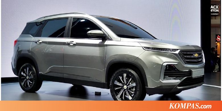 New chevrolet captiva 2019