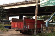Truk Sampah di Kolong Tol Kalijodo, Sudin LH Jakbar Mengaku Kesulitan Lahan Parkir
