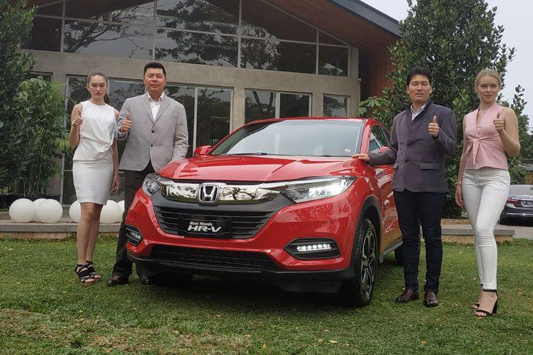 Honda HR-V 1.5L E Special Edition datang dengan fitur HR-V 1.8L