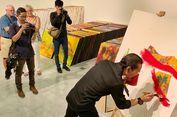 Arya Trimni Putra Pecahkan Rekor Melukis 1.000 Lukisan dalam 30 Hari