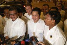 Usai Pembubaran TKN, Sekjen Parpol Bertemu Bahas Menteri di Kabinet Jokowi-Ma'ruf