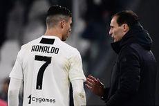 Juventus Vs Parma, Hasil Imbang Tak Bikin Cristiano Ronaldo Khawatir