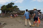 Awal April, Kunjungan Wisman ke Tanah Lot Tembus 70.000 Orang