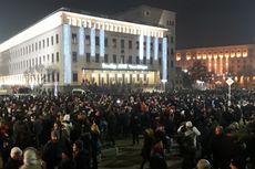 Semarak Tahun Baru di Sofia, Diwarnai Tarian Horo