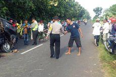 Pick Up Tabrak Mobil Anggota DPRD Gresik, 1 Orang Meninggal