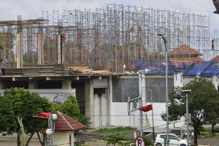 Islamic Centre Bekasi, Jalan Jenderal Ahmad Yani, Bekasi Selatan, Kota Bekasi, Jumat (1/3/2019).