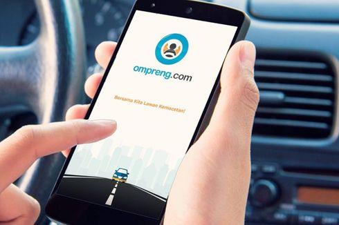 Ompreng.com, Aplikasi Baru buat Naik Transportasi Umum